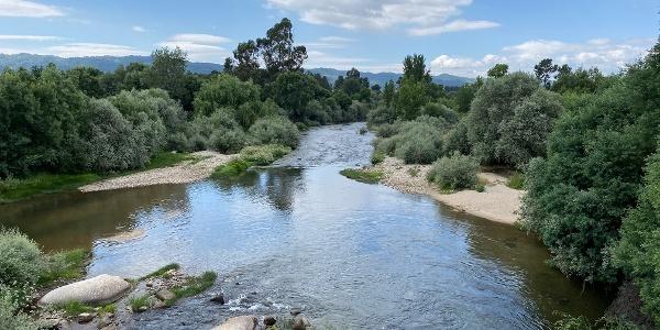 Irrigating Cova da Beira - Borralheira > Ponte Alvares Rest Area - GRZ: Stage 3