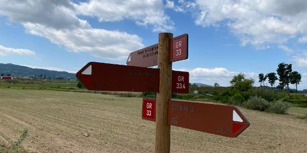 Irrigating Cova da Beira - Ponte Alvares Rest Area > Tortosendo Camping - GRZ: Stage 4