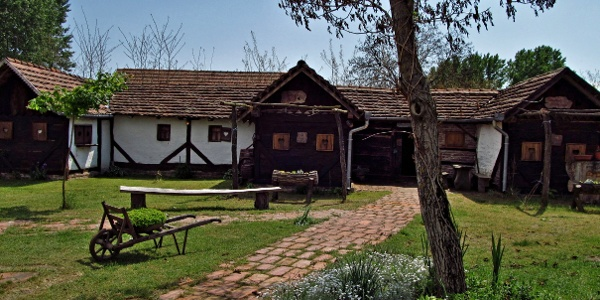 Picturesque village Brodić