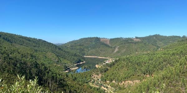 River Branches - Moinhos da Ribeira > Palhais - GRZ: Stage 3