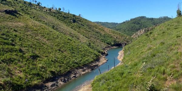 Braços do Rio: Área de Descanso da Macieira > Penedo Furado [GR33 - GRZ: Etapa 9]
