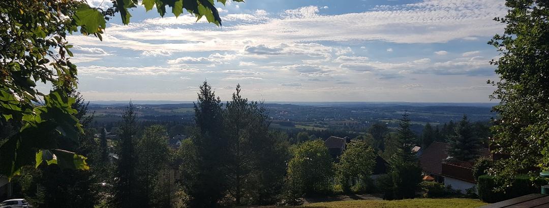 Aussichtspunkt Vogtlandblick Vogelsgrün