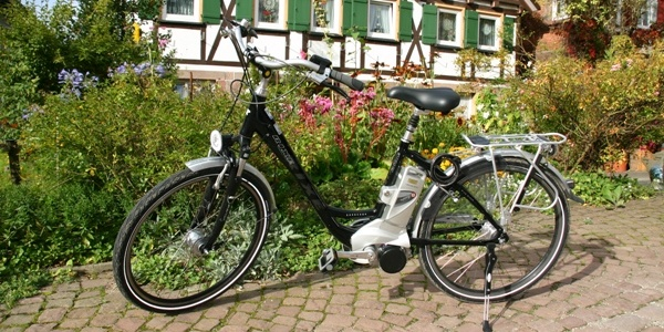E-Bike Verleihstation