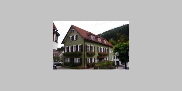 Rathaus Bad Teinach - Zavelstein