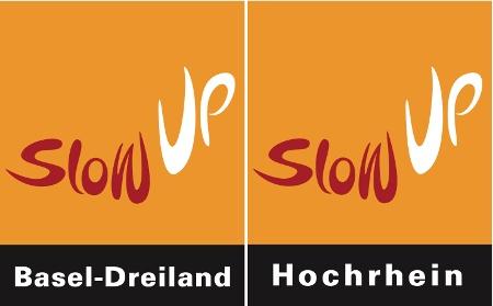 Logo slowUp Basel-Dreiland