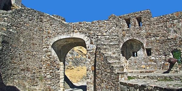 Castelo de Marvão, Portugal