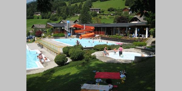 Erlebnisschwimmbad Berg im Drautal