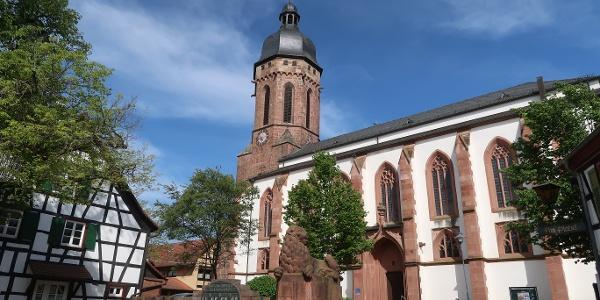 St. Georgskirche Kandel