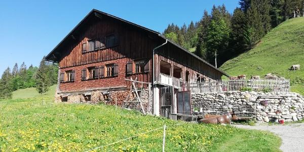 Alpe Rüschere