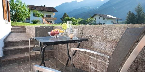 Sitzgelegenheit - Terrasse