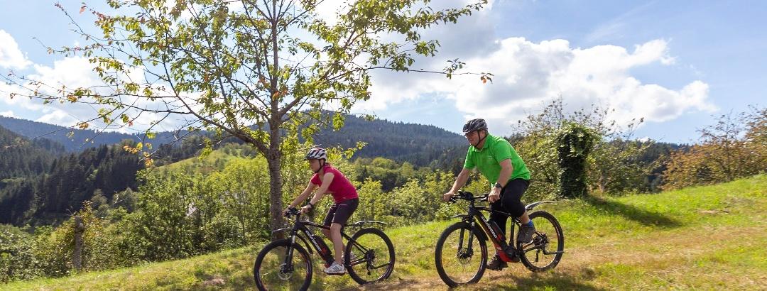 Fahrrad fahren Bad Peterstal-Griesbach