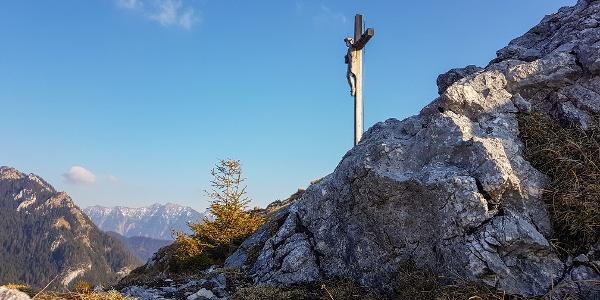 Gipfelkreuz Kofel