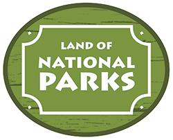 Logo Naturpolis Oy / Gateway to Land of National Parks