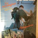 Vor 30 Jahren im Rosengarten(Autogramm von Reinhold Messner)