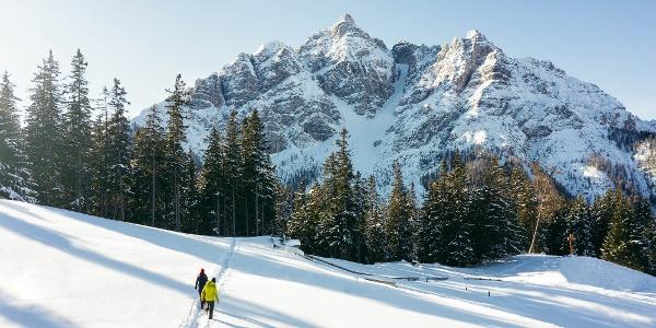 Winterwandern Mieders