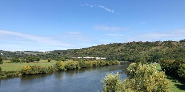 Neckarüberquerung