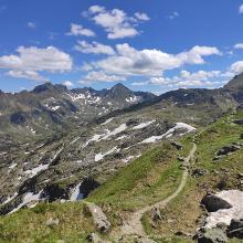 Am Giglach-Höhenweg