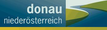 Logo Donau Niederösterreich - Römerland Carnuntum-Marchfeld