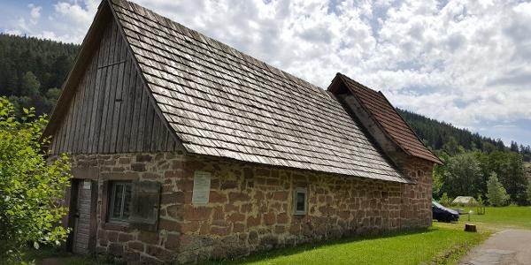 Kulturdenkmal Rußhütte