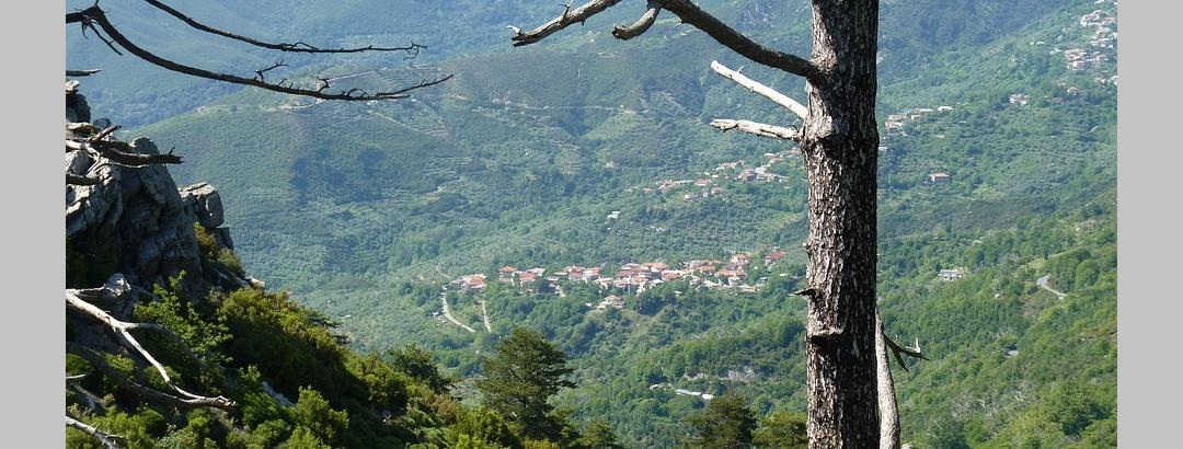 Peloponnese inland