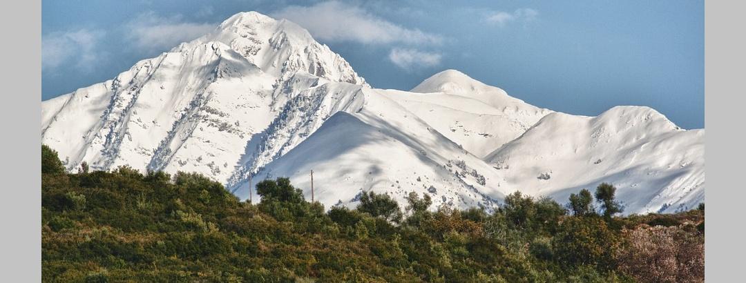 Mt. Taygetos (Profitis Ilias)