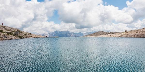 Lago Pisciadú