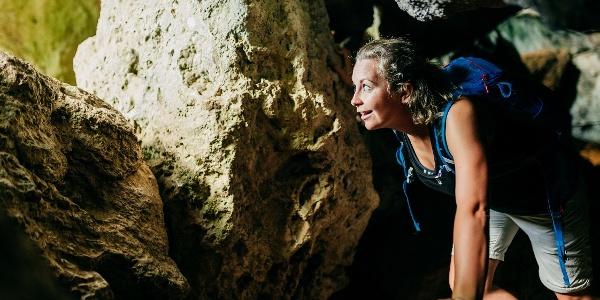 Die Kakushöhle entdecken