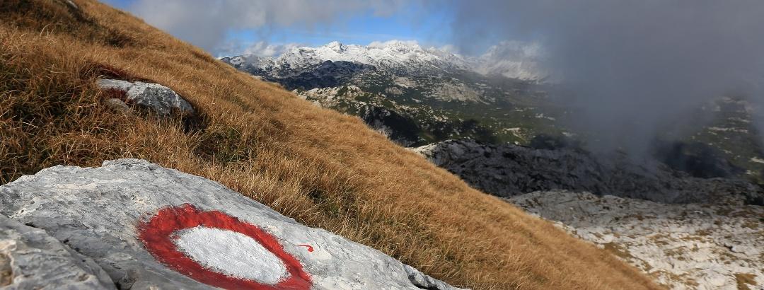 Jesen v Julijskih Alpah
