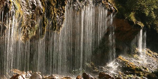 Triefen Wasserfälle