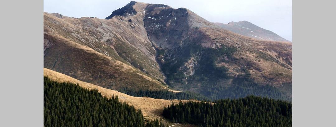 Carja Peak (Parang)