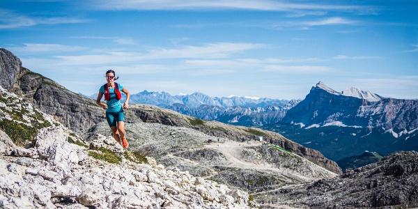 Mountain Running Corvara-Piz Boé