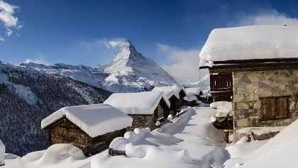 Home of Winter - Zermatt
