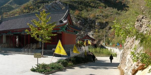 北京千灵山