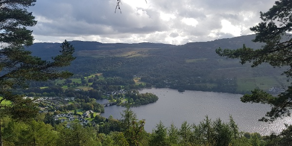 Kenmore from the Black Rock Viewpoint