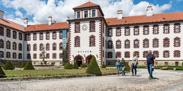 Schloss Elisabethenburg Meiningen