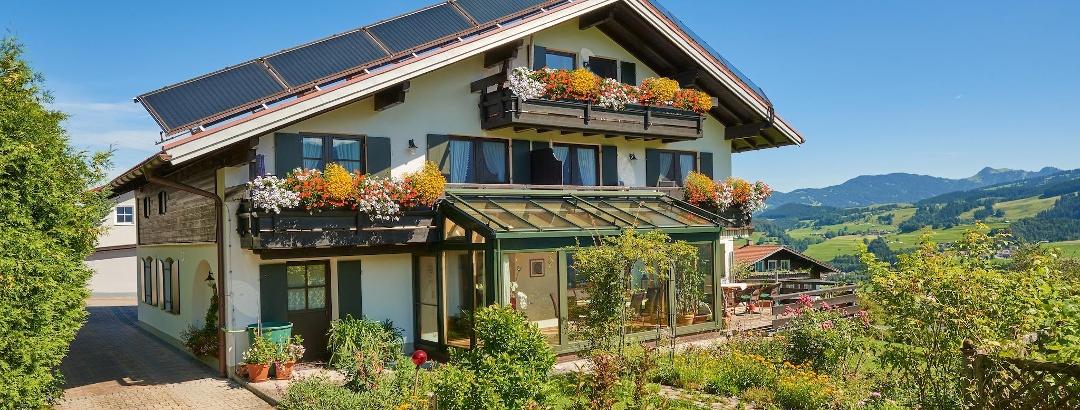 Haus Bergland in Fischen im Allgäu