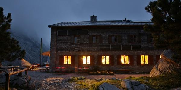 Nacht an der Blaueishütte