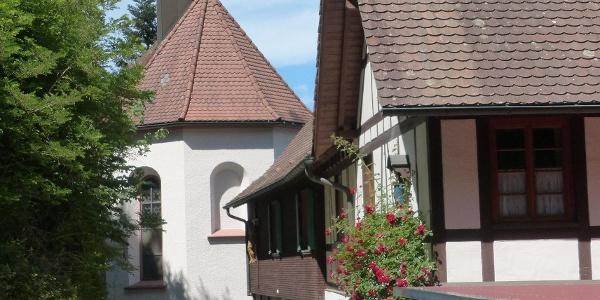 St. Jakobuskapelle Wolfach