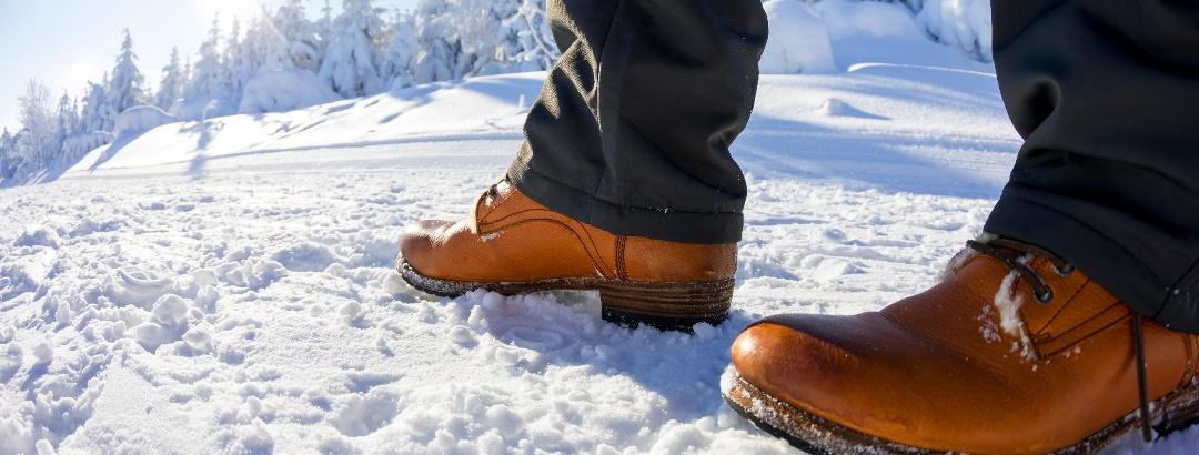 Winter in der Urlaubsregion Altenberg - Winterwanderung