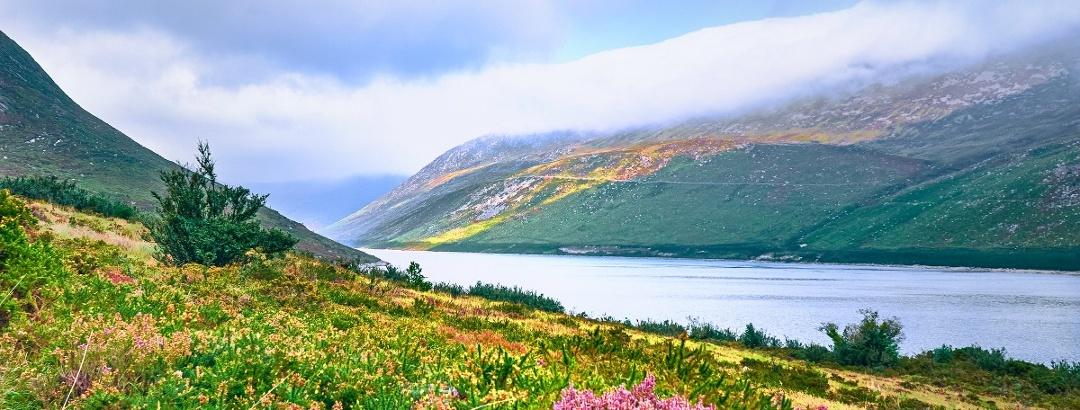 Silent Valley Reservoir, Newry, Northern Ireland