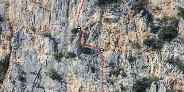 Wandbild Monte Colt: Perla Nera