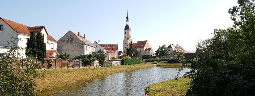 Ortskern Zeithain