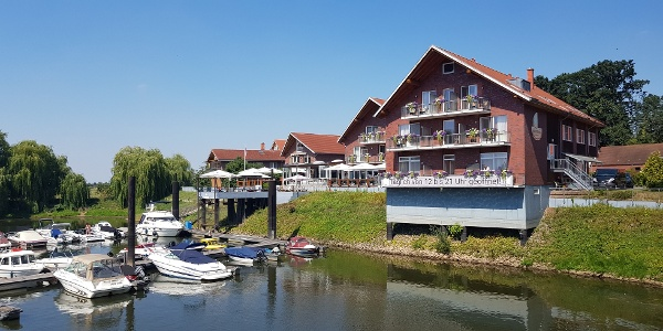 Hafen Bootshaus