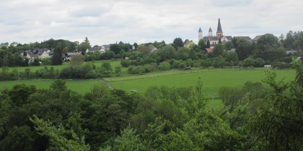 Kloster Steinfeld - Eifelsteig