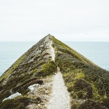 Exploring the Cornish Coast at Morwenstow, Bude