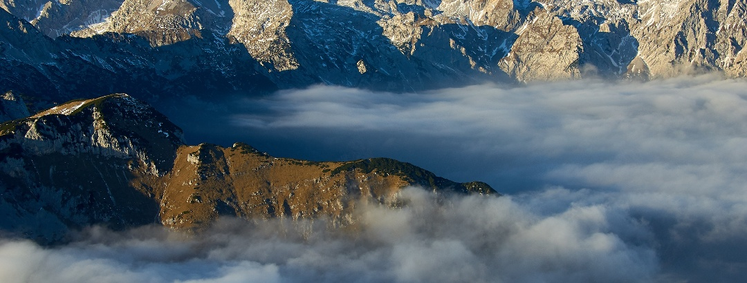 mountains in Slovenia