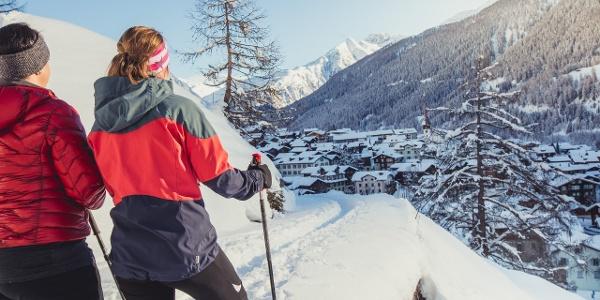 Trail auf die Galmihornhütte