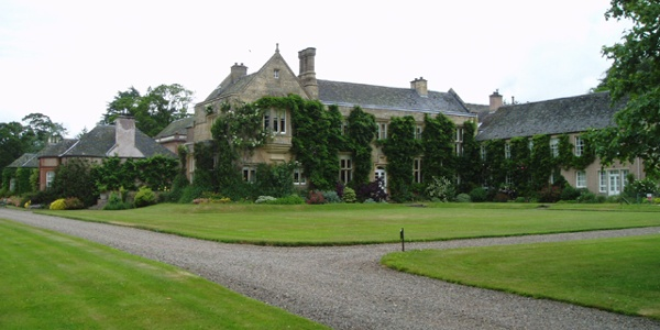 Monteviot House and Gardens