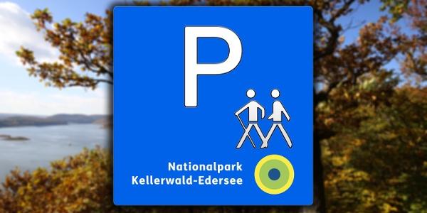 Wanderparkplatz Nationalpark Kellerwald-Edersee