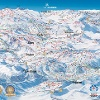 Panoramakarte Ski Arlberg